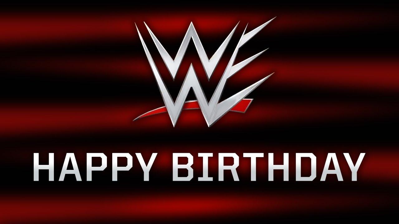 Happy Birthday WWE EWW YouTube
