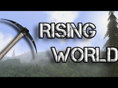 Обзор Rising World | Превью игры | Выживание