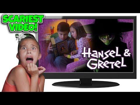 SCARIEST VIDEO!!! HANSEL & GRETEL Maker Tales! TOP 10 Countdown: #9
