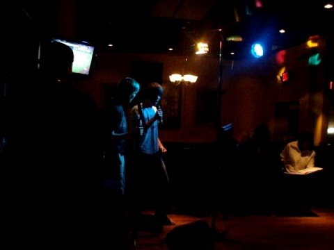 Karaoke with Dale & Seth