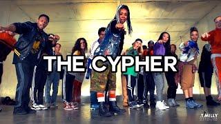 Alyson Stoner - Missy Elliott Tribute - THE CYPHER - BTS @timmilgram @alysonontour @missyelliott
