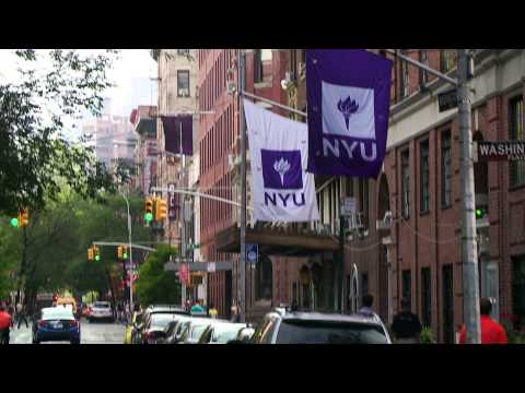 Welcome to NYU
