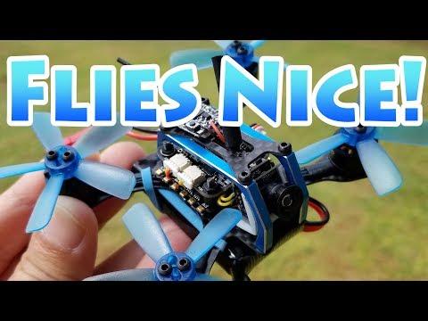 Micro Drones 101 🚁#33⭐ TransTEC Aurora 90 ⚡