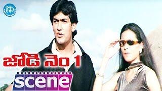 Jodi No 1 Movie Scenes - Uday Kiran Comedy || Venya || Srija || Kaushal || Sumeet