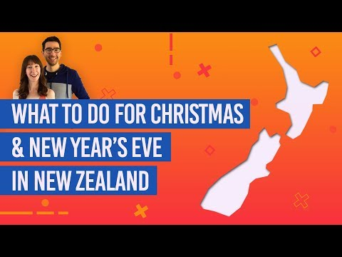 What to Do in New Zealand for Christmas & New Year's Eve Mp3
