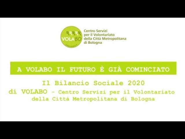A VOLABO IL FUTURO E' GIA' COMINCIATO