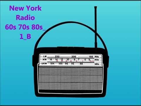 New York Radio 60s 70s 80s 1 B E