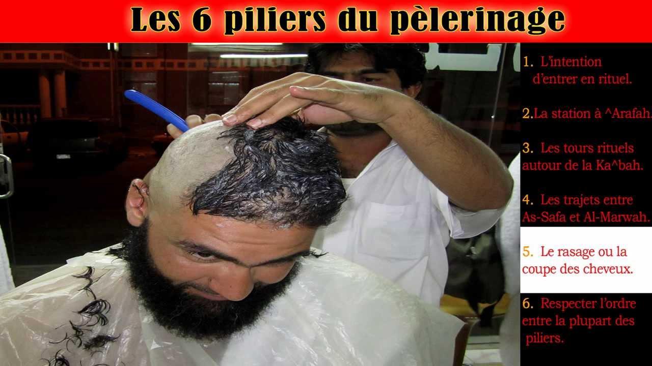 Le Pilier Du Rasage Du Cru00e2ne Ou De La Coupe Des Cheveux - Shaykh Gilles Sadek - YouTube