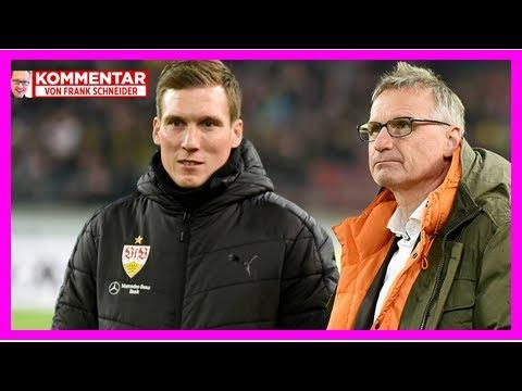 BILD-Kommentar zu Stuttgarts Trainer-Rauswurf - Reschke macht eine traurige Figur