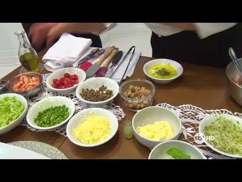 Chef Sônia Jendiroba ensina receitas práticas no SBT & Você