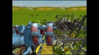 Roller coaster tycoon 3 : X-Tra Factory