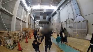 東武ファンフェスタ2019・工場棟見学会場を歩いてみた♪ { 広角レンズVer . }