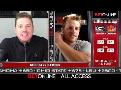 BetOnline Full Show: Odds & Predictions for key College Football Matchups and the NFL Season Futures