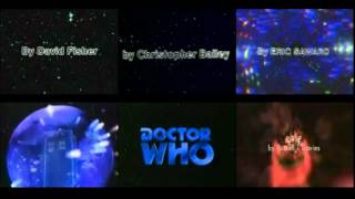 All Doctor Who titles together (1980-2005)