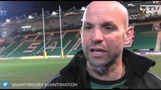 SAINTS 52 WASPS 30 Jim Mallinder reaction