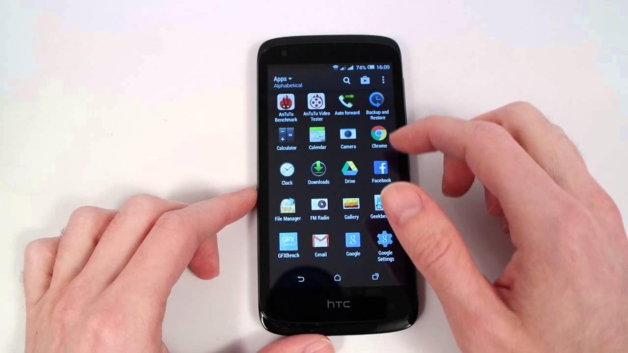 HTC Desire 526 Review - Budget Verizon Smartphone - YouTube