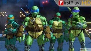 Teenage Mutant Ninja Turtles: Mutants in Manhattan (2016) - PC Gameplay / Win 10