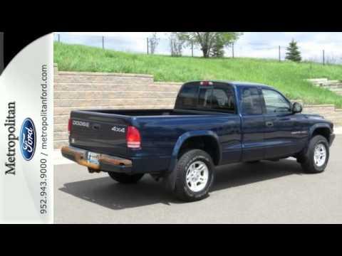 2002 Dodge Dakota Minneapolis MN Eden Prairie, MN #140510A5 - SOLD