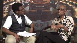 Students Interview Author Tonya Bolden: Developing Research Skills (2 of 3)