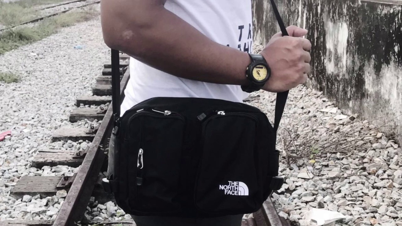 f27c0dea2 North face sling bag review | Trio athletic