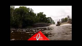 130609   Kayaking Tonbridge to Yalding