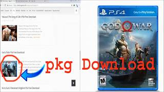 HOW TO DOWNLOAD PKG FILE/ PS4 /PC/ AND XBOX ONE GAMES PKG FILE AVAILABLE HERE