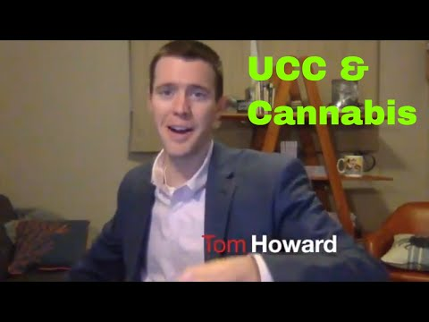 Marijuana & Banking - the Uniform Commercial Code (Article 9)