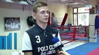 Чемпион Европы по тайскому боксу