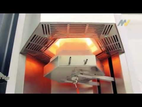 Speed Sintering Furnace Mihm Vogt Zircon Youtube