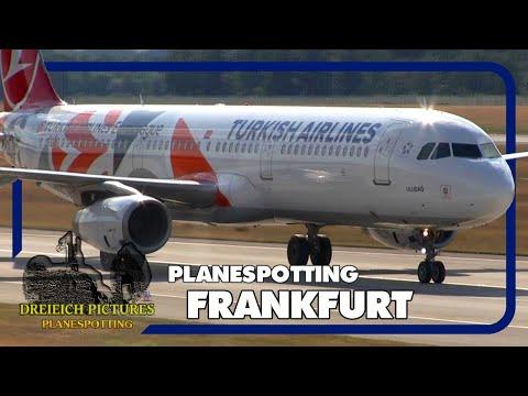 Planespotting Frankfurt Airport | Juli 2017 | Teil 1