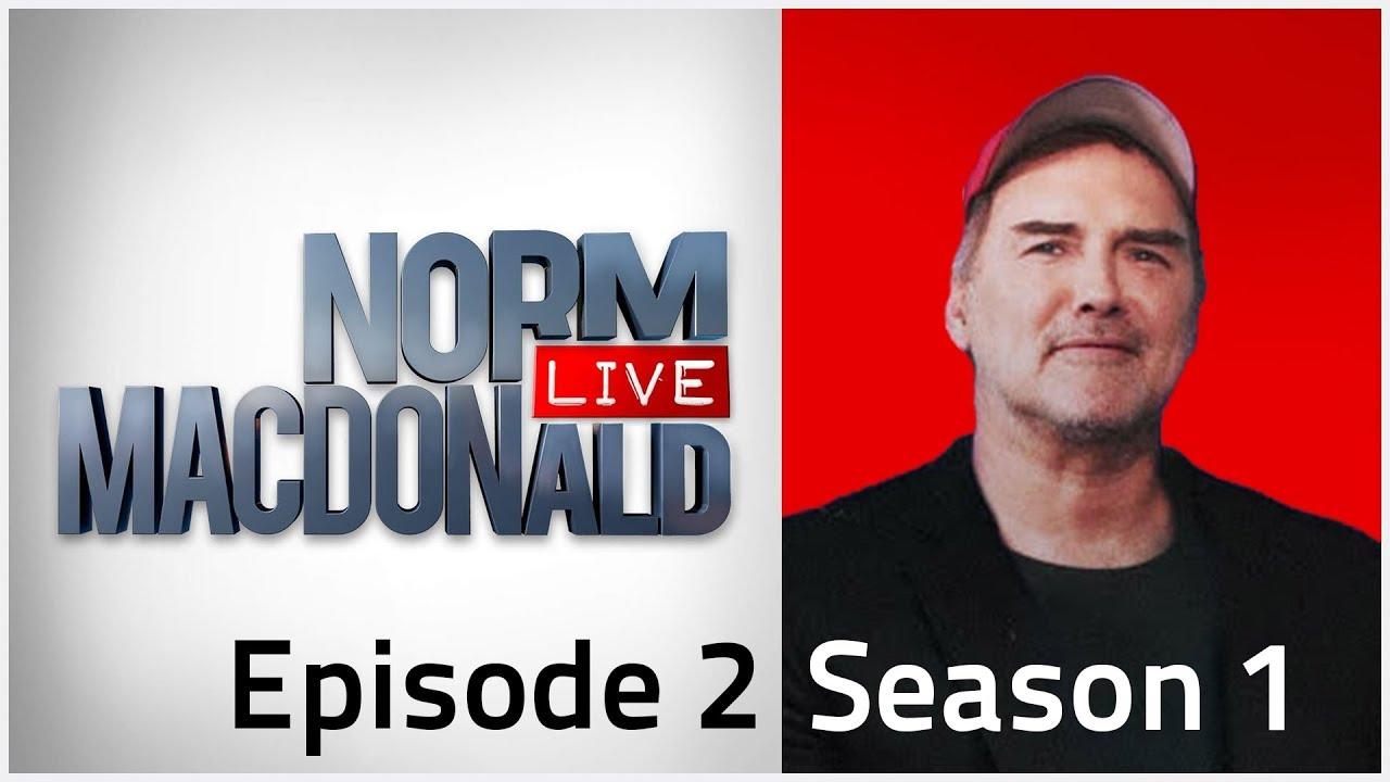 Download Norm Macdonald Live w/ Tom Green   Season 1 Episode 2