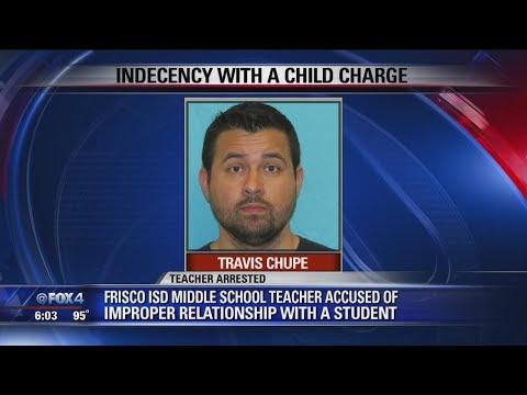Frisco teacher arrested for student relationship