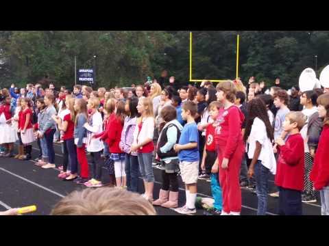 Annapolis high school football game