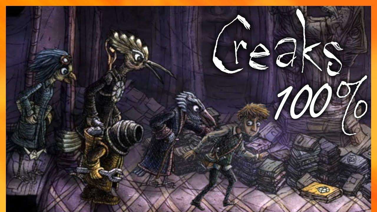 Download Creaks Full Game Walkthrough + All Achievements