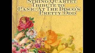 String Quartet Tribute To Panic At The Disco: Pas De Cheval