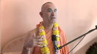 2011.07.19. Seminar - HH Bhakti Vidya Purna Swami - Riga, Latvia