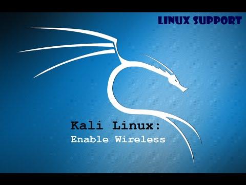 Kali Linux Virtual Box enable wireless (airmon-ng FIX)
