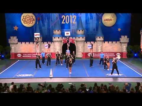 2012 Florida State University Coed Cheer