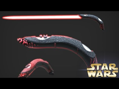 The Most Dangerous Lightsaber In The Star Wars Universe – Star Wars Explained