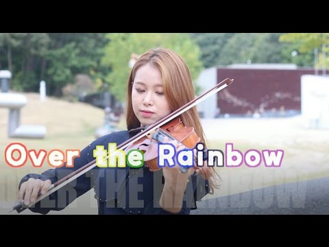 Over the rainbow violin