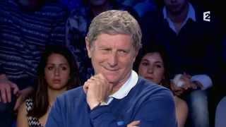 Jean-Michel Larqué & Vikash Dhorasoo On n'est pas couché 17 mai 14 #ONPC