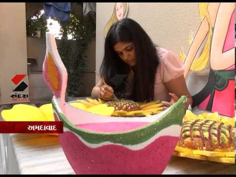 Sandesh News Diwali Cheap Decor Ideas YouTube