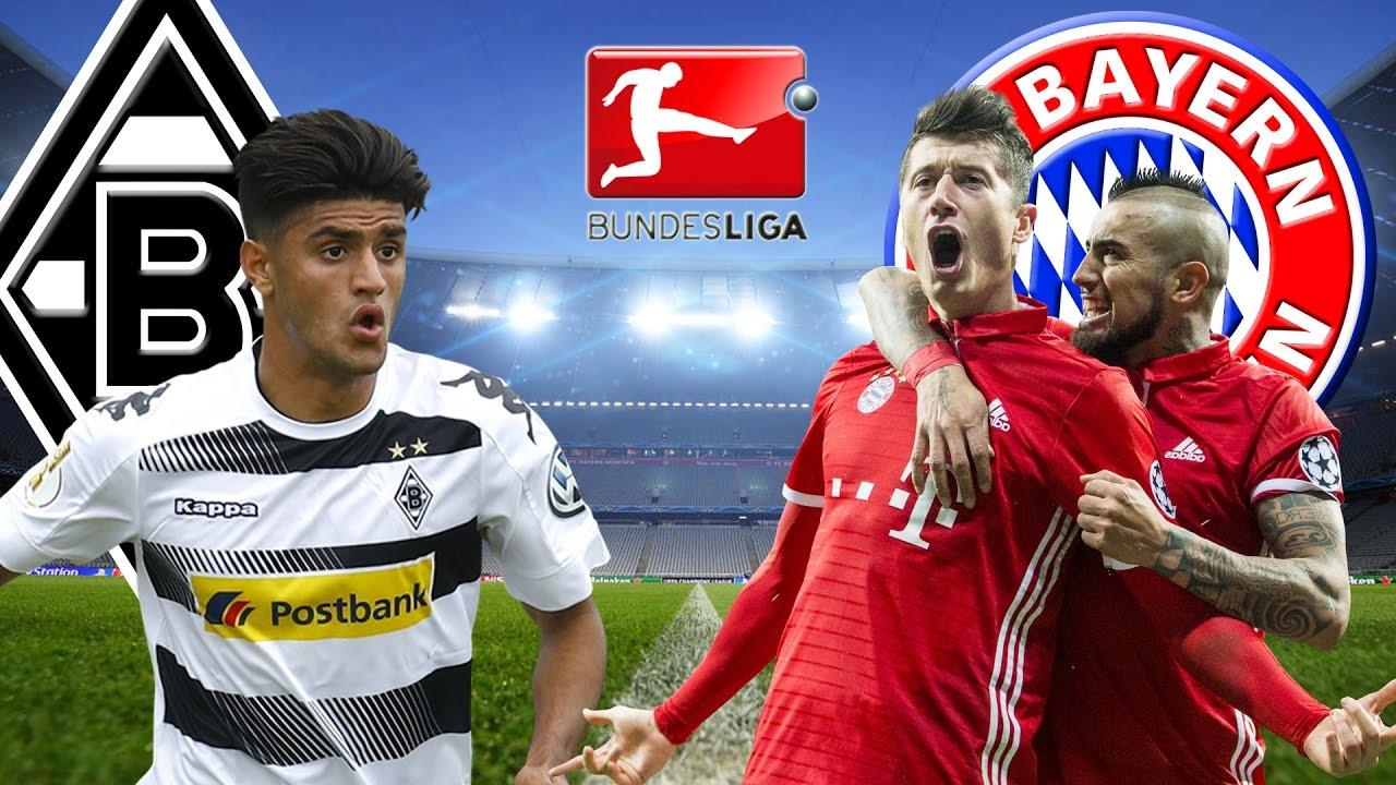Gladbach Gegen Bayern MГјnchen