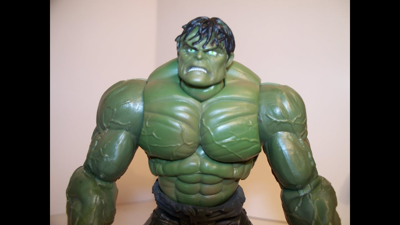 incredible hulk toys - photo #14