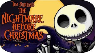 THE NIGHTMARE BEFORE CHRISTMAS THE PUMPKIN KING (GBA) : SAUVE YOUTUBE JACK !