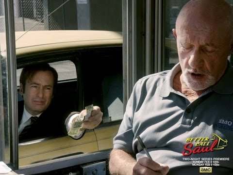 Jimmy McGill (Saul Goodman) vs Mike Ehrmantraut - Stickers