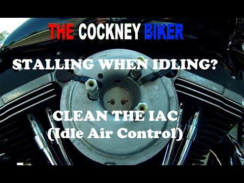 Cleaned my IAC (Idle Air Control)