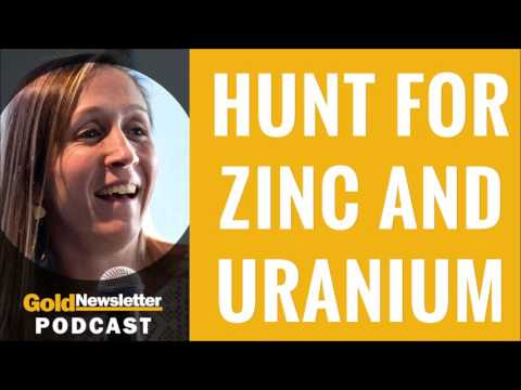 Hunt for Zinc and Uranium with Gwen Preston