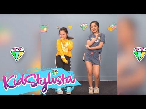 Tiktok Dance Tutorials Kidstylista Youtube