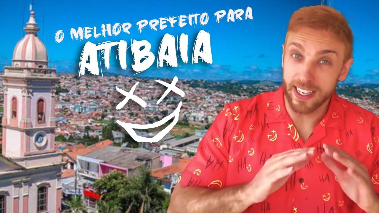 Léo Lins  ×͜× -  O melhor prefeito para Atibaia